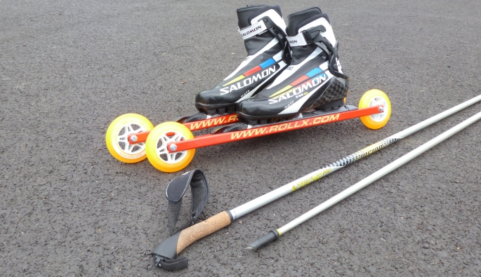 Rollerski-Normand : shopping matos